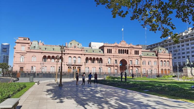 Virtual Tours Buenos Aires Plaza De Mayo